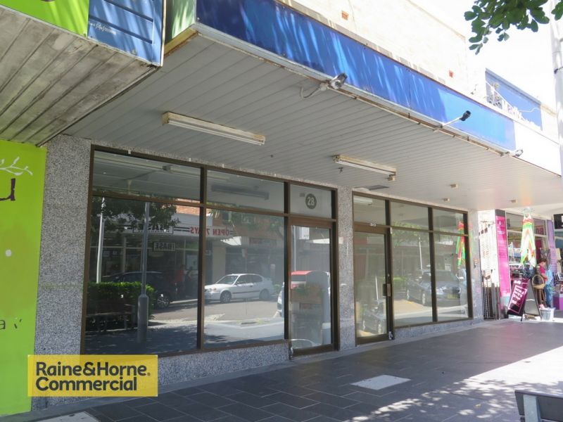 Well located retail - 45m2