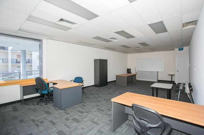FIRST FLOOR FULLY PARTITIONED OFFICES