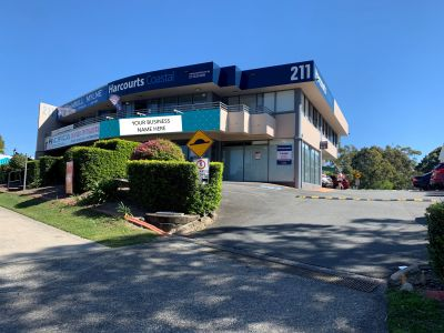 Ground Floor Commercial Suite in Robina