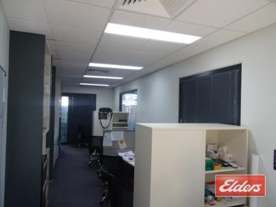 FITTED OFFICE IN NEWSTEAD COMMERCIAL VILLAGE!