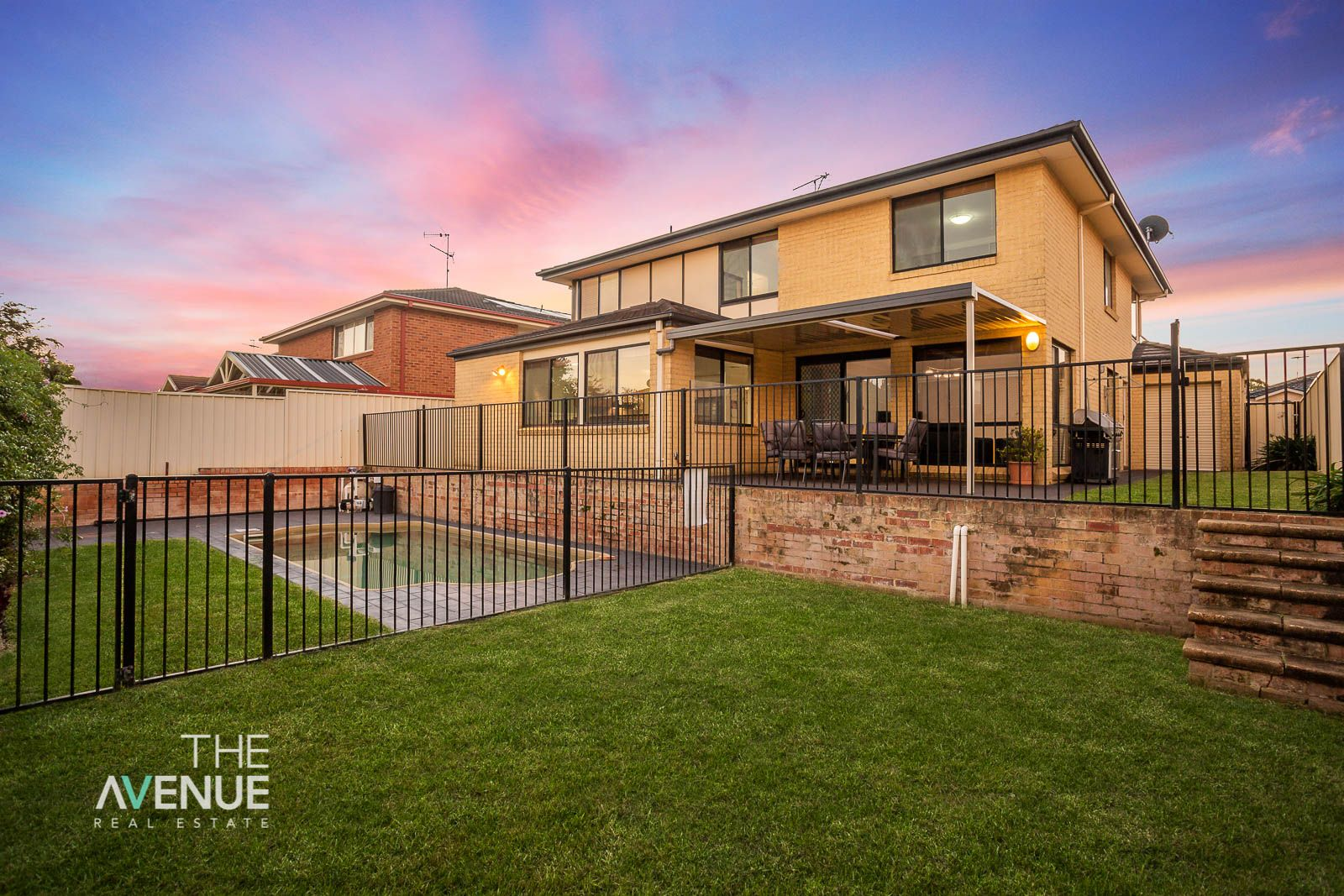 8 Wellington Avenue, Kellyville NSW 2155