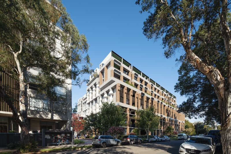 A stunning studio residences in the heart of Zetland.-036