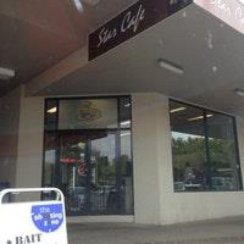 Busy café in Mansfield Victoria - average $12,500 per week.