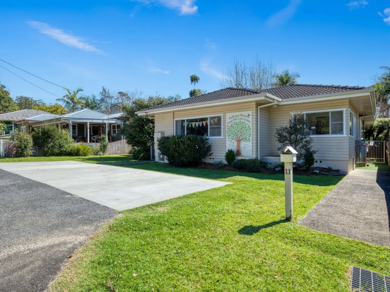 Business & Freehold for Sale WIWO - Bellingen Burrow Long Day Care Centre