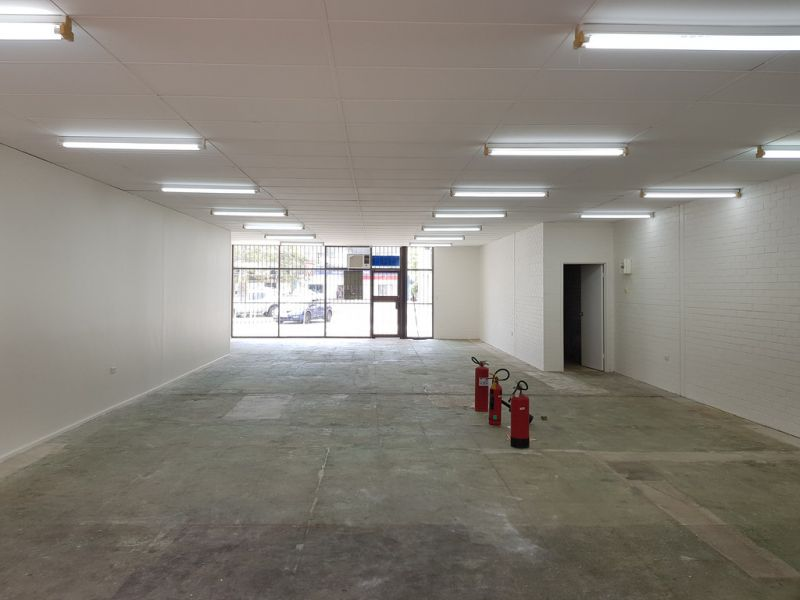 Ground Floor Retail Unit with Rear Access