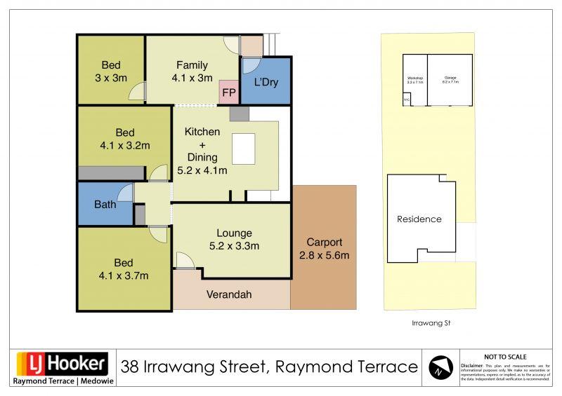38 Irrawang Street Raymond Terrace 2324