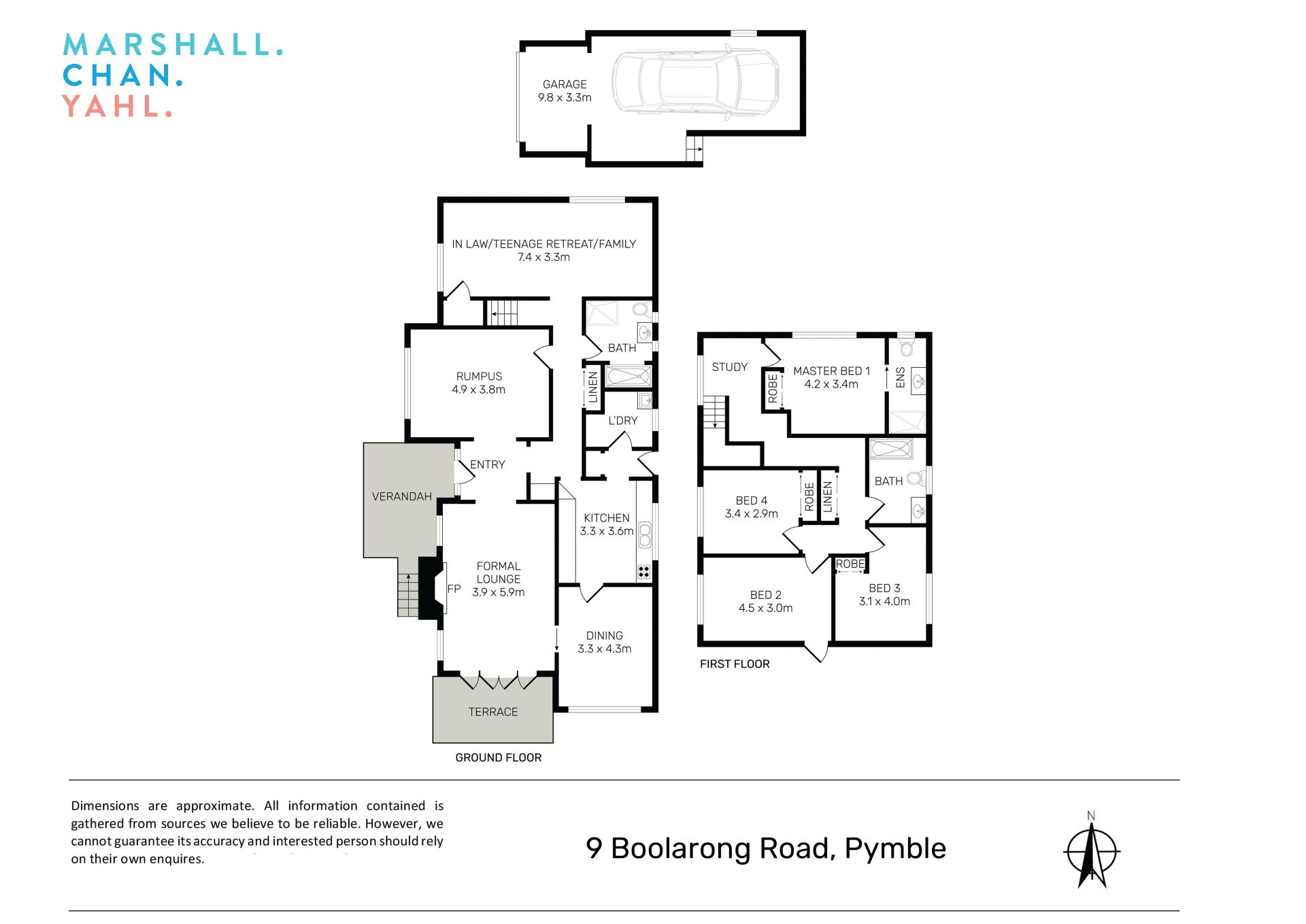 9 Boolarong Road Pymble 2073