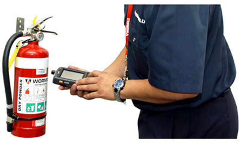 Fire Equipment Servicing, Simple and Secure Business