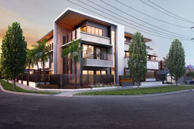 Sophistication Personified Within This Innovative Apartment Block by OASIS Architecture