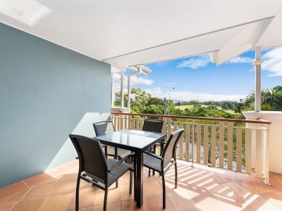 Multiple floorplans available - Furnished 1 Bedroom with Views & Pool