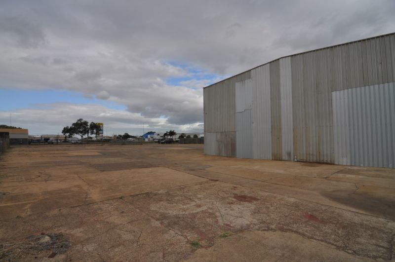 Central Industrial Shed and Yard