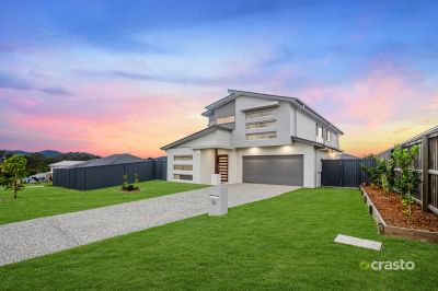 Contract Collapsed, Contemporary Home With huge flat backyard