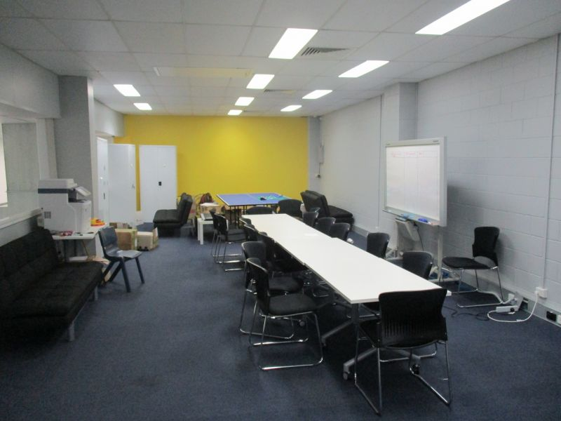 Commercial Office Space (380sqm*)