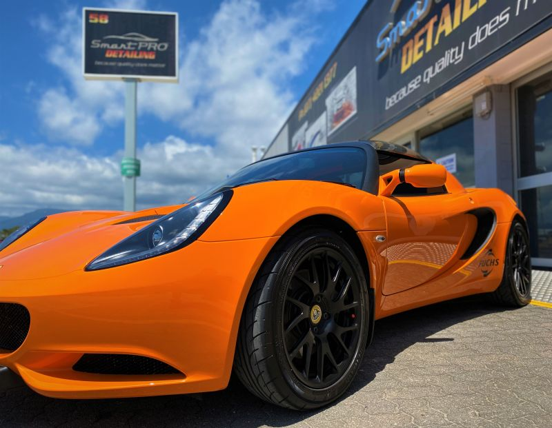 CAR DETAILING: PRICED TO SELL