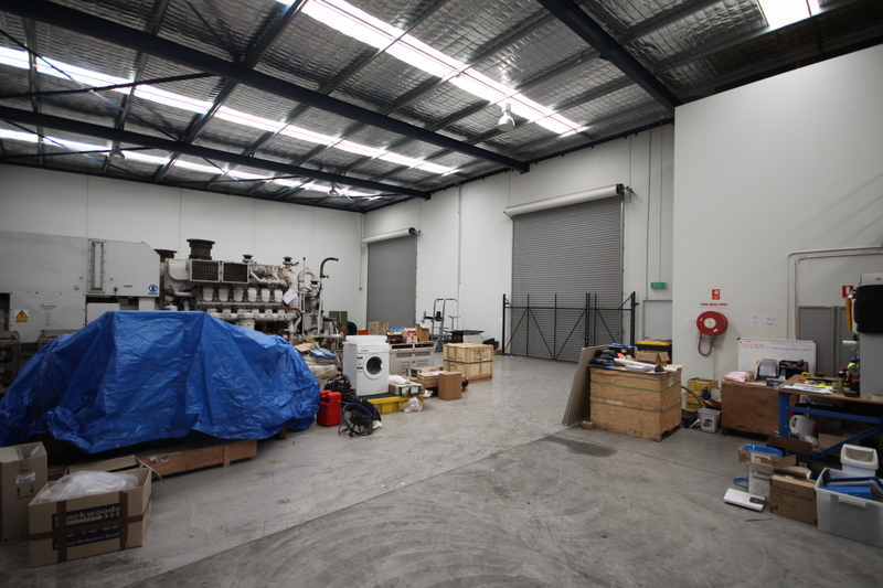 Corporate Office / Warehouse Combination