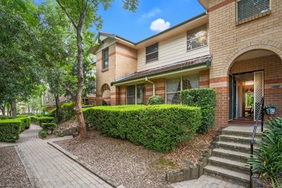 Rare Four Bedroom Townhouse In Popular Gated Community
