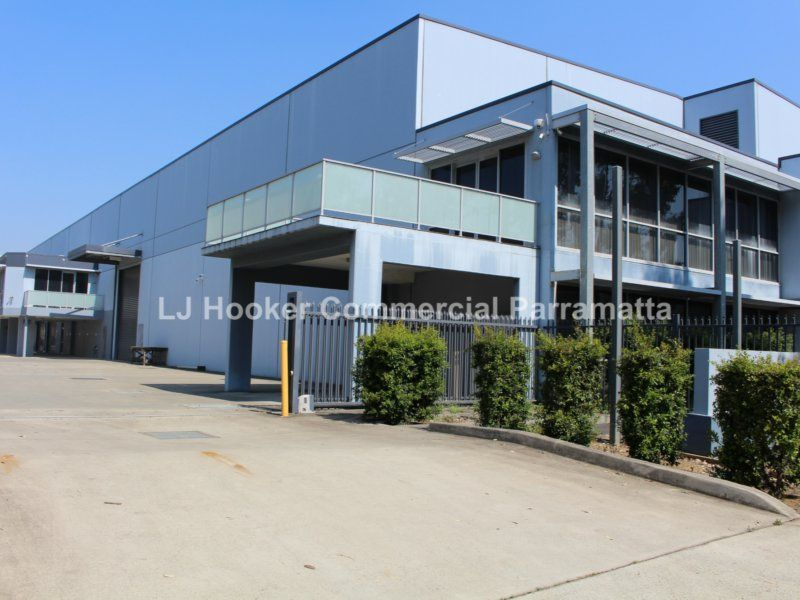 659 SQM - High Clearance Warehouse - AUBURN
