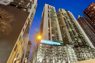 Australis: 32nd Floor - Stunning Modern One Bedroom CBD Living!