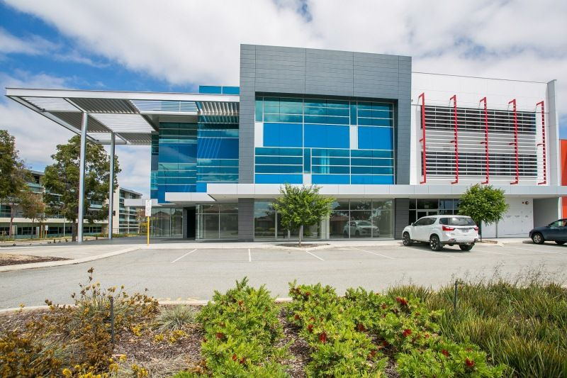 CONTEMPORARY OFFICE BUILDING - NOW COMPLETE
