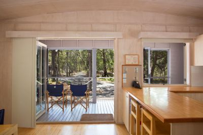 Couran Cove Eco Cabin