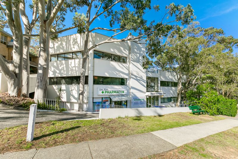 BEST VALUE OFFICE SUITE IN DEE WHY! FOR LEASE OR SALE