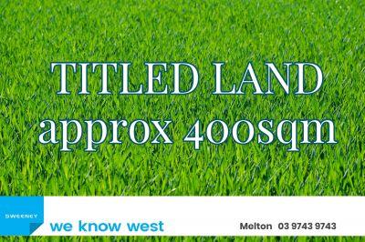 Titled Land!