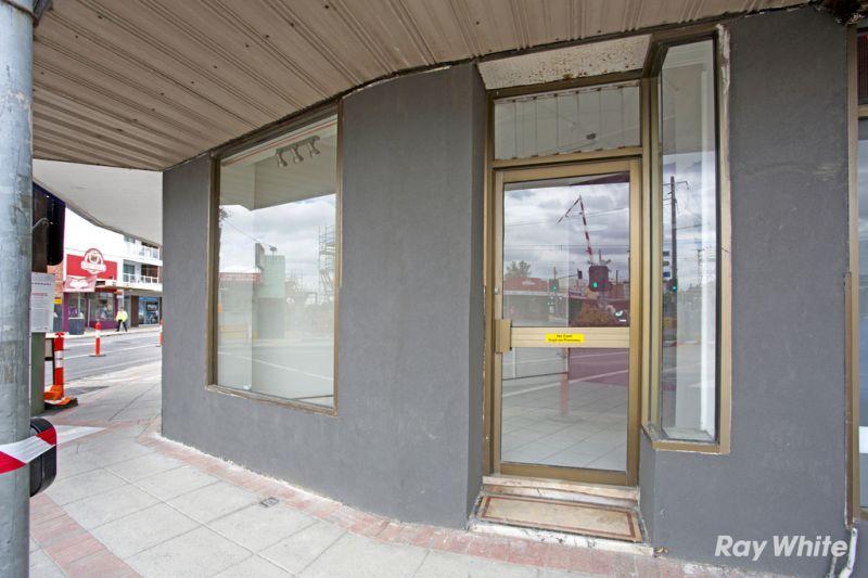 Prime Corner Retail/Office Space