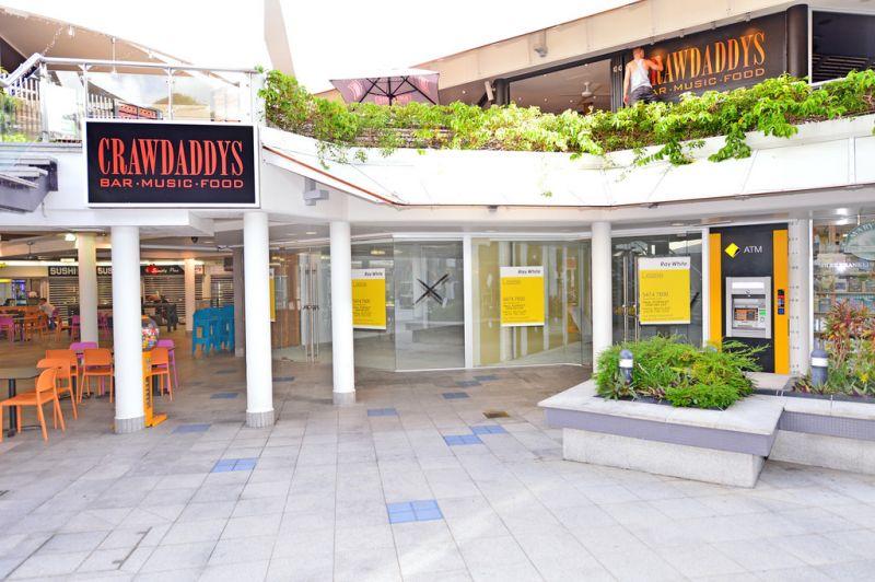Hastings Street Retail