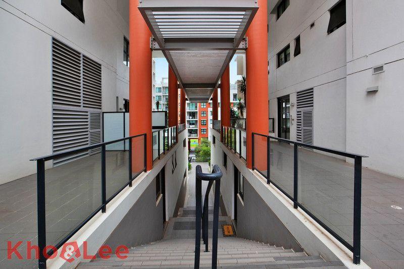 Contemporary Office Plus Studio in Ultra-Convenient Location