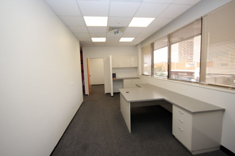 CBD Office Tenancy with Three Secure Parks