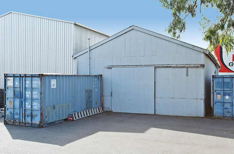 Industrial Opportunity with Exceptional Hardstand