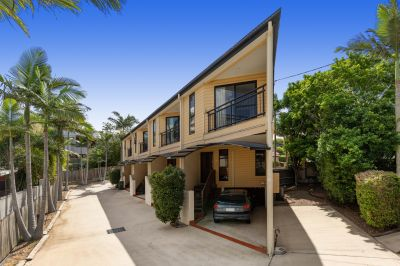 Central Wilston Townhouse