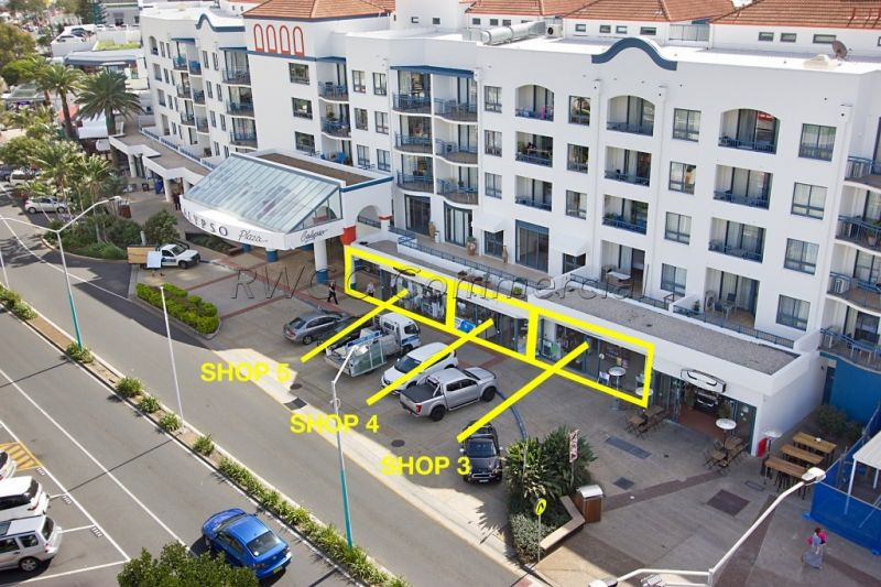 Coolangatta CBD Multi Tenanted Commercial Investment - Net Income $73,039pa + gst + outgoings