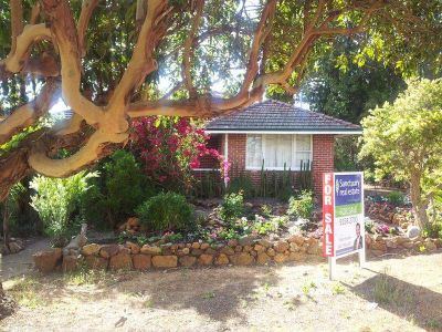 Superb location and delightful opportunity