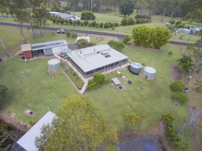 4.94 ACRES OF PURE BLISS - INSPECTION A MUST!