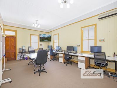 QUALITY CHARACTER FIRST FLOOR OFFICE - PRICED TO LEASE FAST!