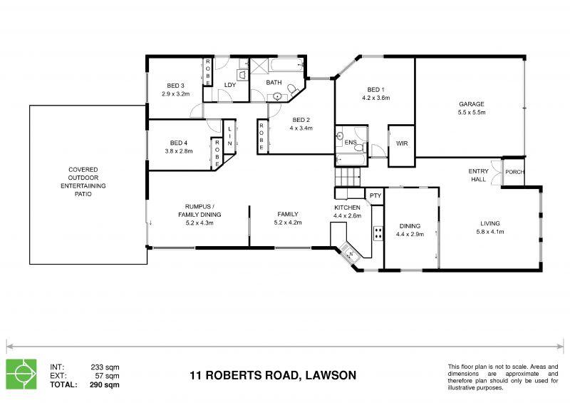 11 Roberts Road Lawson 2783