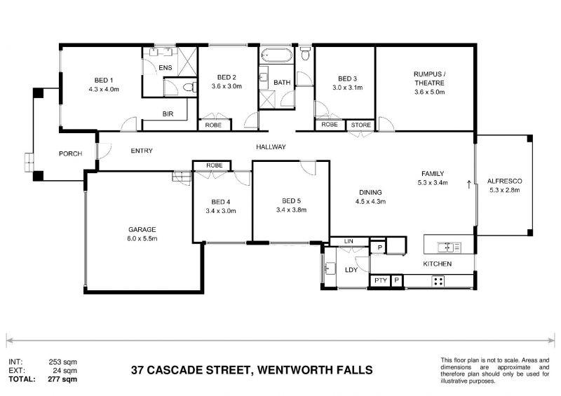 37 Cascade Street Wentworth Falls 2782