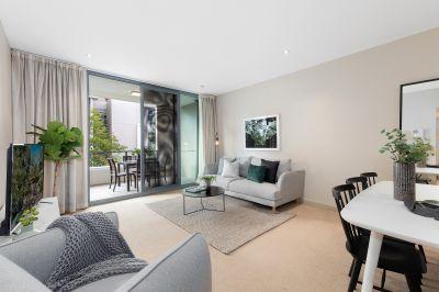 Supreme convenience and a designer apartment lifestyle
