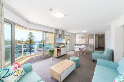 Renovated 2 Bedroom Absolute Beachfront