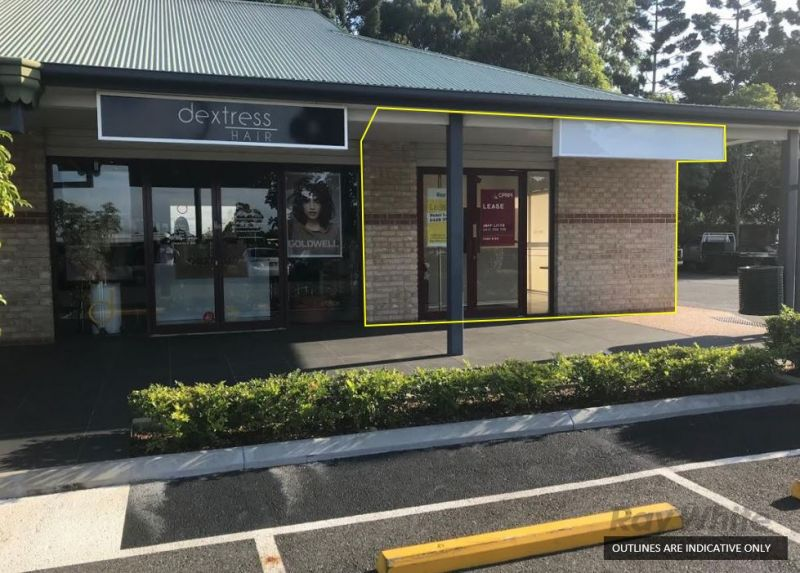 Office/Retail Opportunity in Castle Hill Shopping Village