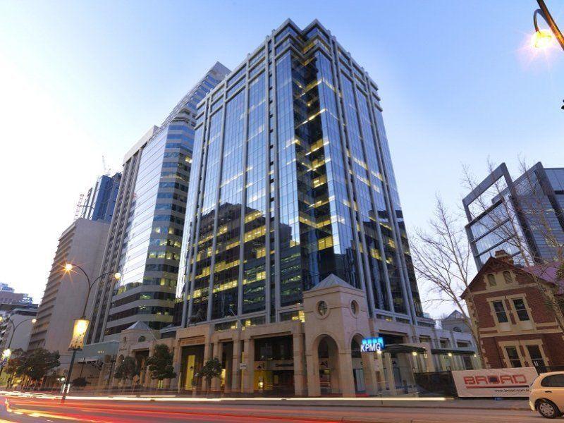 Perth's Premier A Grade Building.