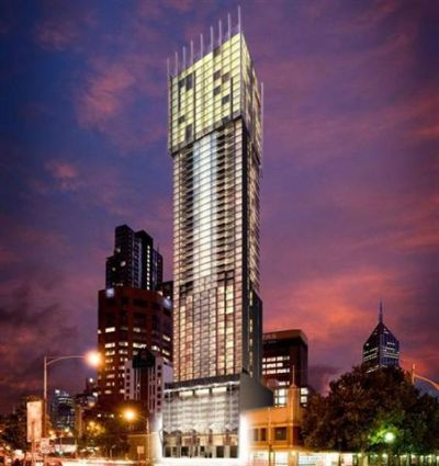 Zen Harmony: 44th Floor - Luxurious City Living!