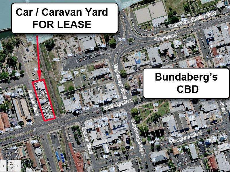 223 Bourbong Street - Freehold Display Yard / Development Site