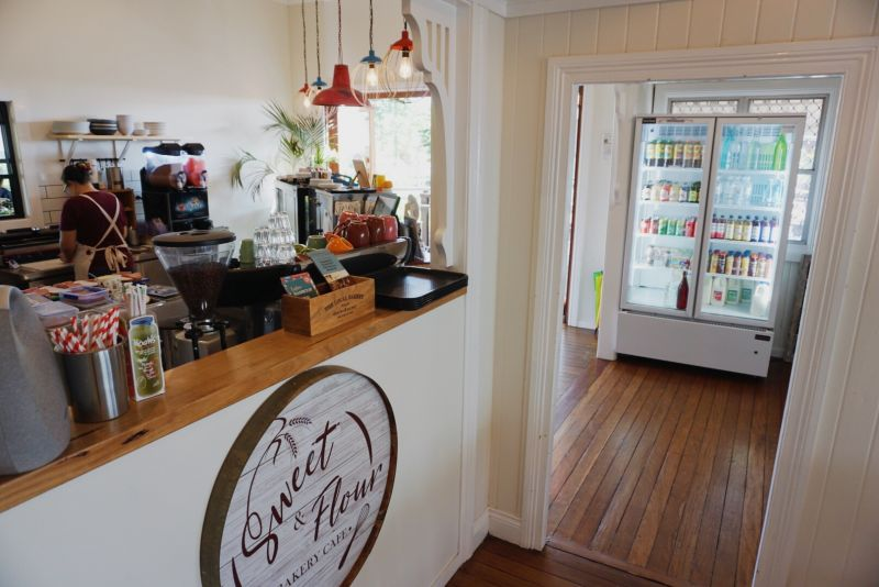 For Sale - SWEET AND FLOUR BAKERY/CAFE NAMBOUR and MAPLETON