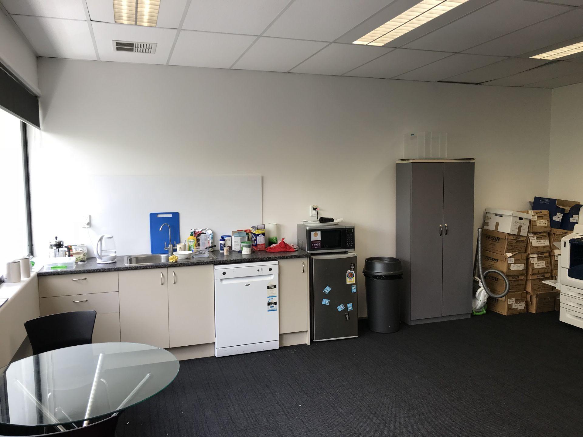 Unique Bright Corner Office