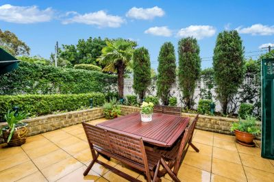 North Facing Townhouse With 89sqm Sunny Private Garden