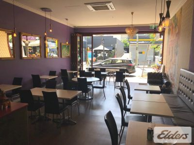 TURNKEY RACECOURSE RD CAFE/RESTAURANT!