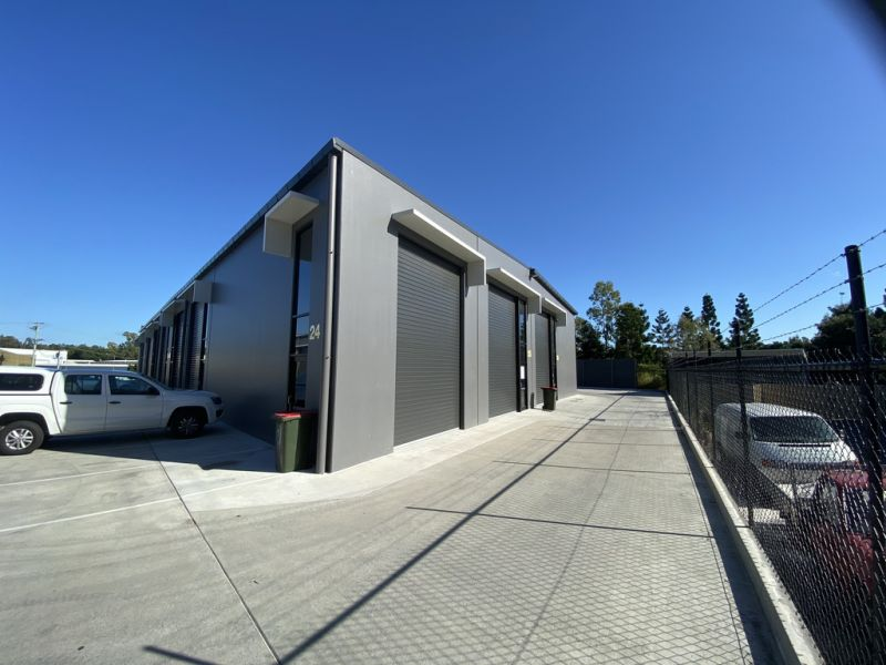 59 SQM* INDUSTRIAL STORAGE WAREHOUSE