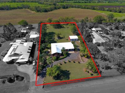 4042M2 GROUNDS WITH LARGE RENOVATED HOME WITH 3 BAY SHED JUST MINS TO CBD…..